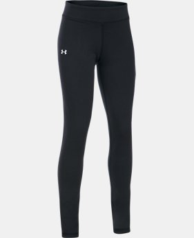 Girls' UA Favorite Knit Leggings  2 Colors $39.99