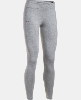 New Arrival Girls' UA Favorite Knit Leggings  1 Color $39.99