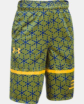 Boys' SC30 Printed Spear Shorts  1 Color $26.99 to $31.49
