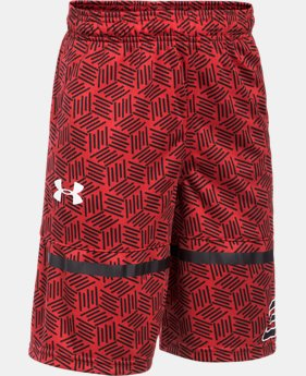Boys' SC30 Printed Spear Shorts  1 Color $44.99