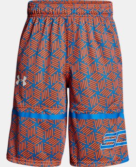 Boys' SC30 Printed Spear Shorts  1 Color $27.99