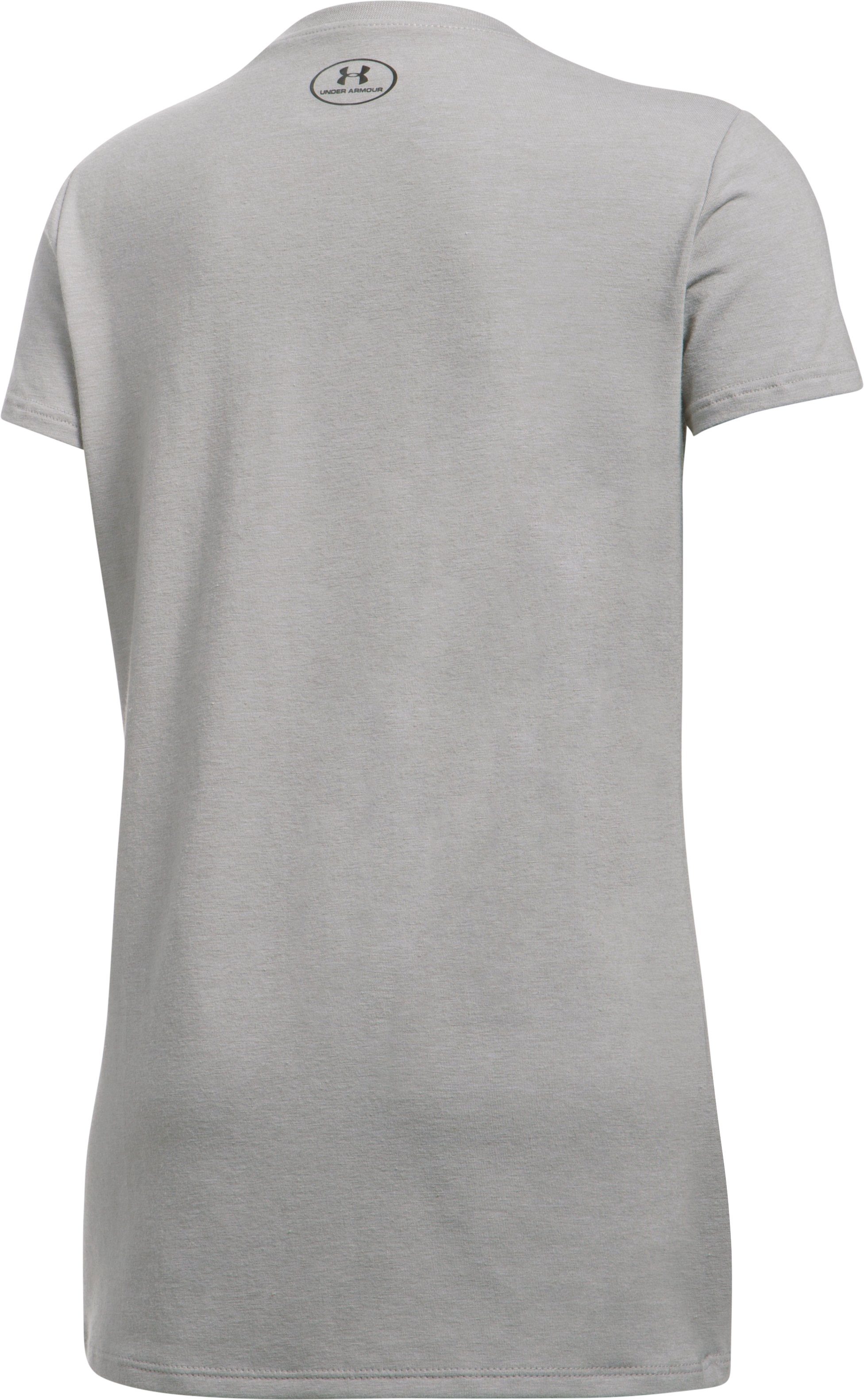 USA Gym SS T, True Gray Heather, undefined