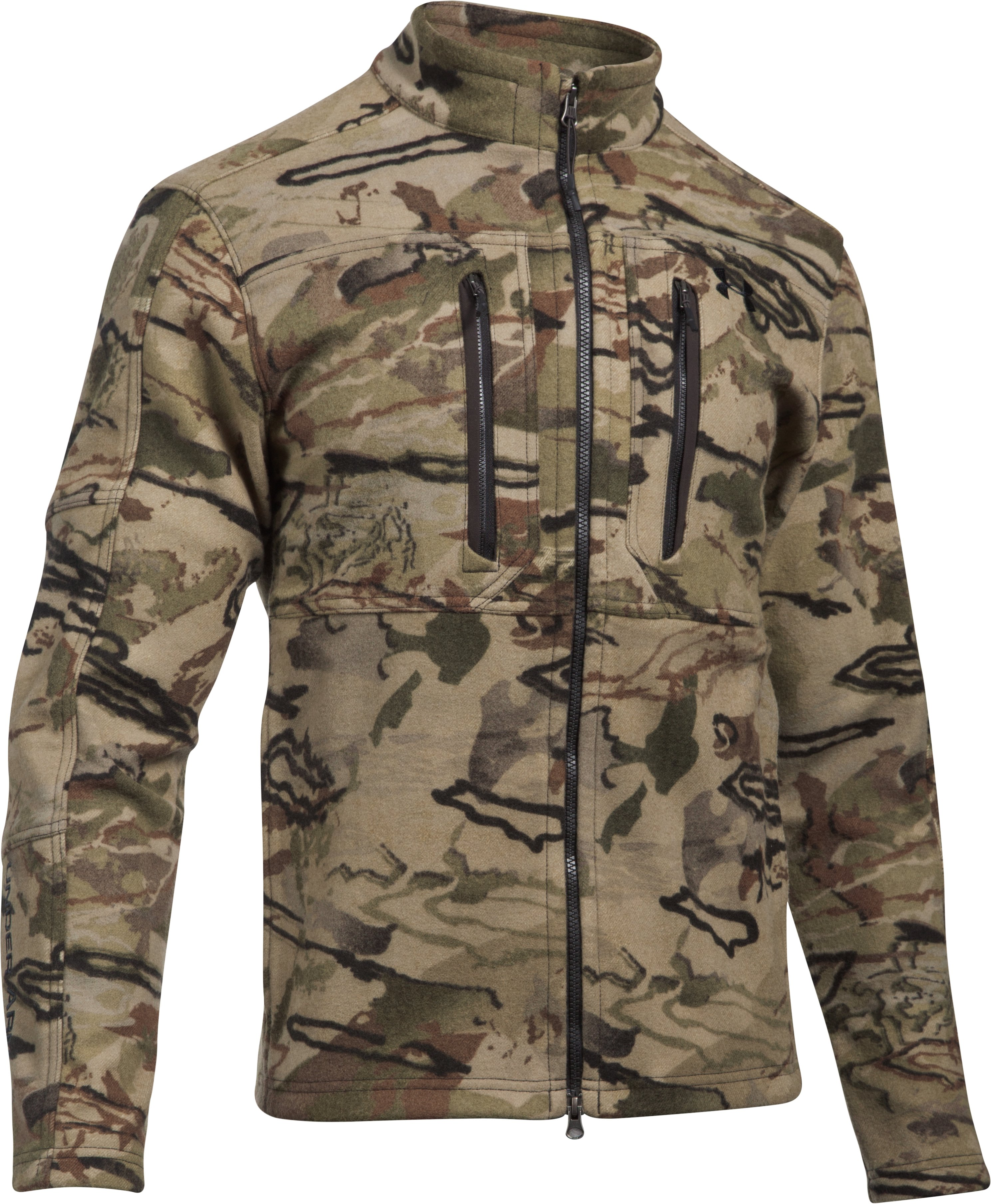 Men's UA Ridge Reaper Mid Season Wool Jacket, RIDGE REAPER® BARREN, undefined