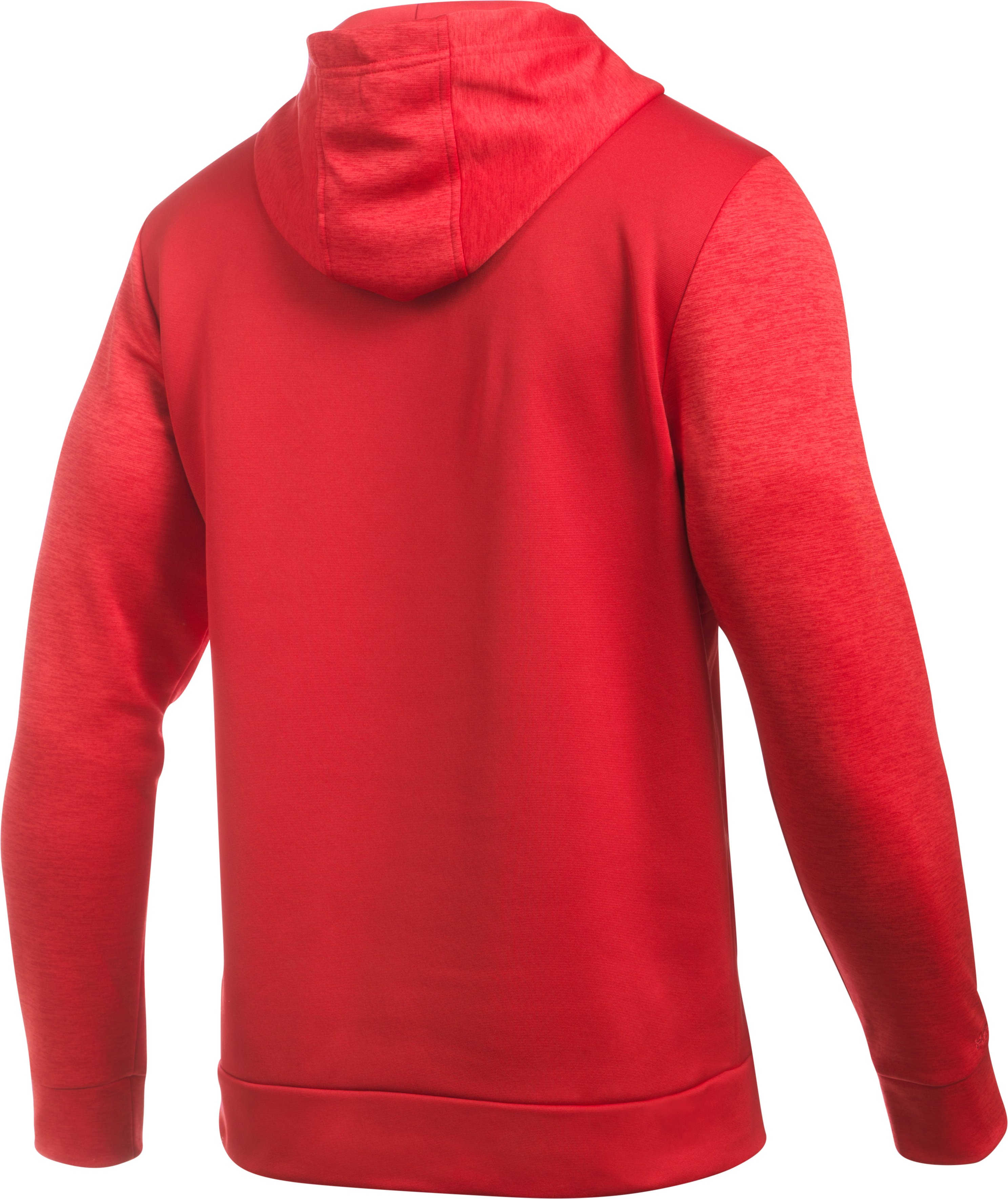 Men's Maryland UA Twist Hoodie, Red, undefined