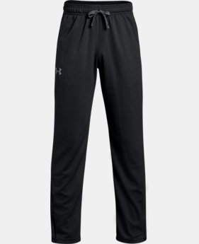 New Arrival Boys' UA Tech™ Pants  1  Color Available $35