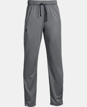 Boys' UA Tech™ Pants  1  Color Available $35