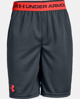 Boys' UA Tech™ Prototype Shorts 2.0 LIMITED TIME: FREE U.S. SHIPPING 3 Colors $20