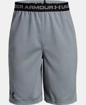 Boys' UA Tech™ Prototype Shorts FREE U.S. SHIPPING 1  Color Available $20