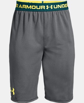 Boys' UA Tech™ Prototype Shorts 2.0  2  Colors Available $15