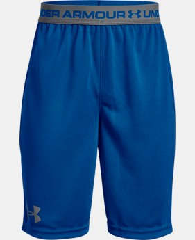 Boys' UA Tech™ Prototype Shorts 2.0  3  Colors Available $20