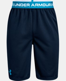 New Arrival Boys' UA Tech™ Prototype Shorts 2.0 LIMITED TIME: FREE U.S. SHIPPING 1 Color $20