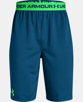 Boys' UA Tech™ Prototype Shorts 2.0  6  Colors Available $15