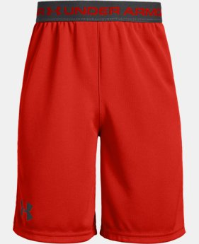 Boys' UA Tech™ Prototype Shorts LIMITED TIME: FREE SHIPPING 4  Colors Available $25