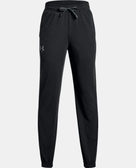 Boys' UA Siro Pants LIMITED TIME: FREE U.S. SHIPPING 2 Colors $40