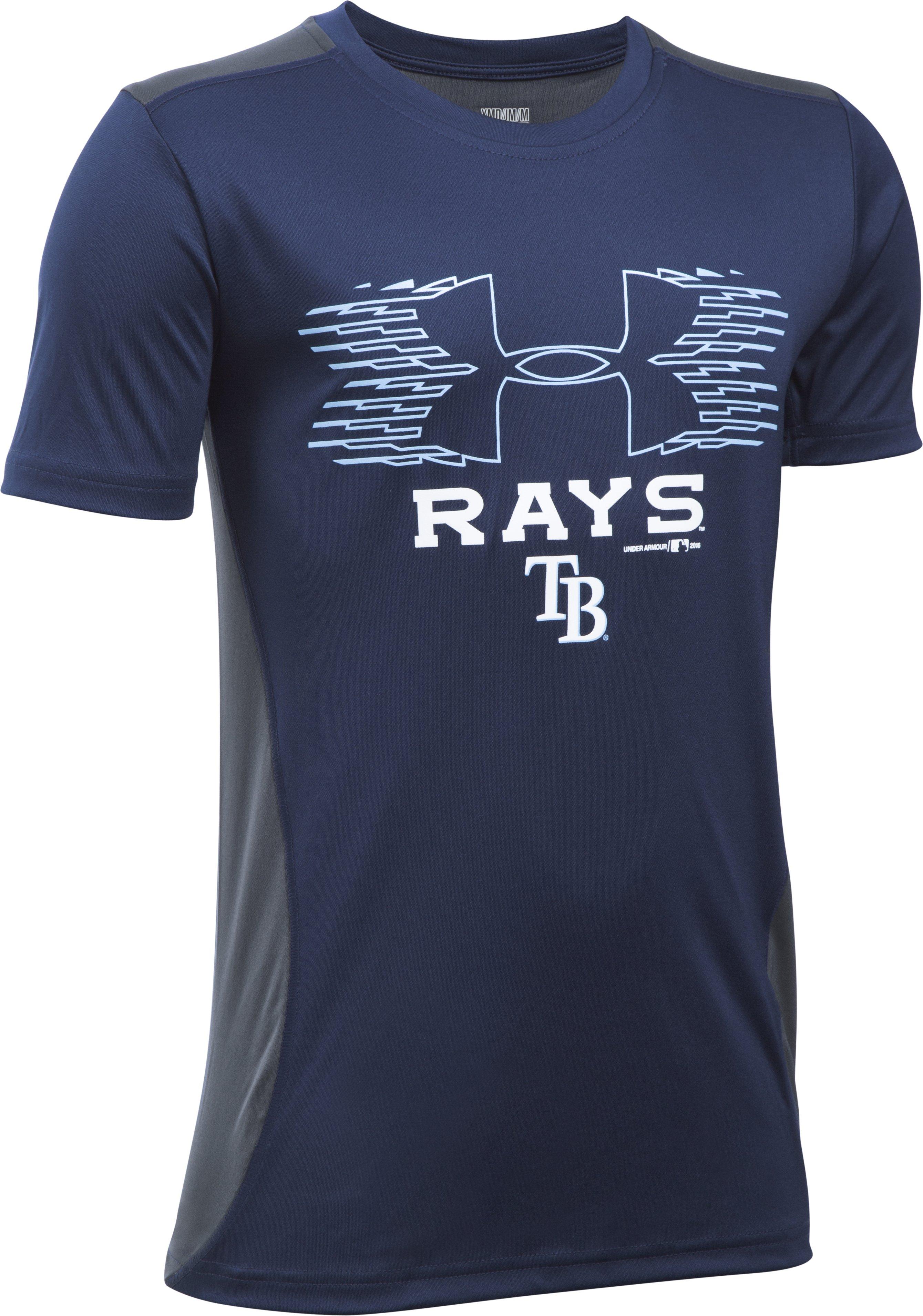 U A Sheepshead Bay Boys' Tampa Bay Rays U...