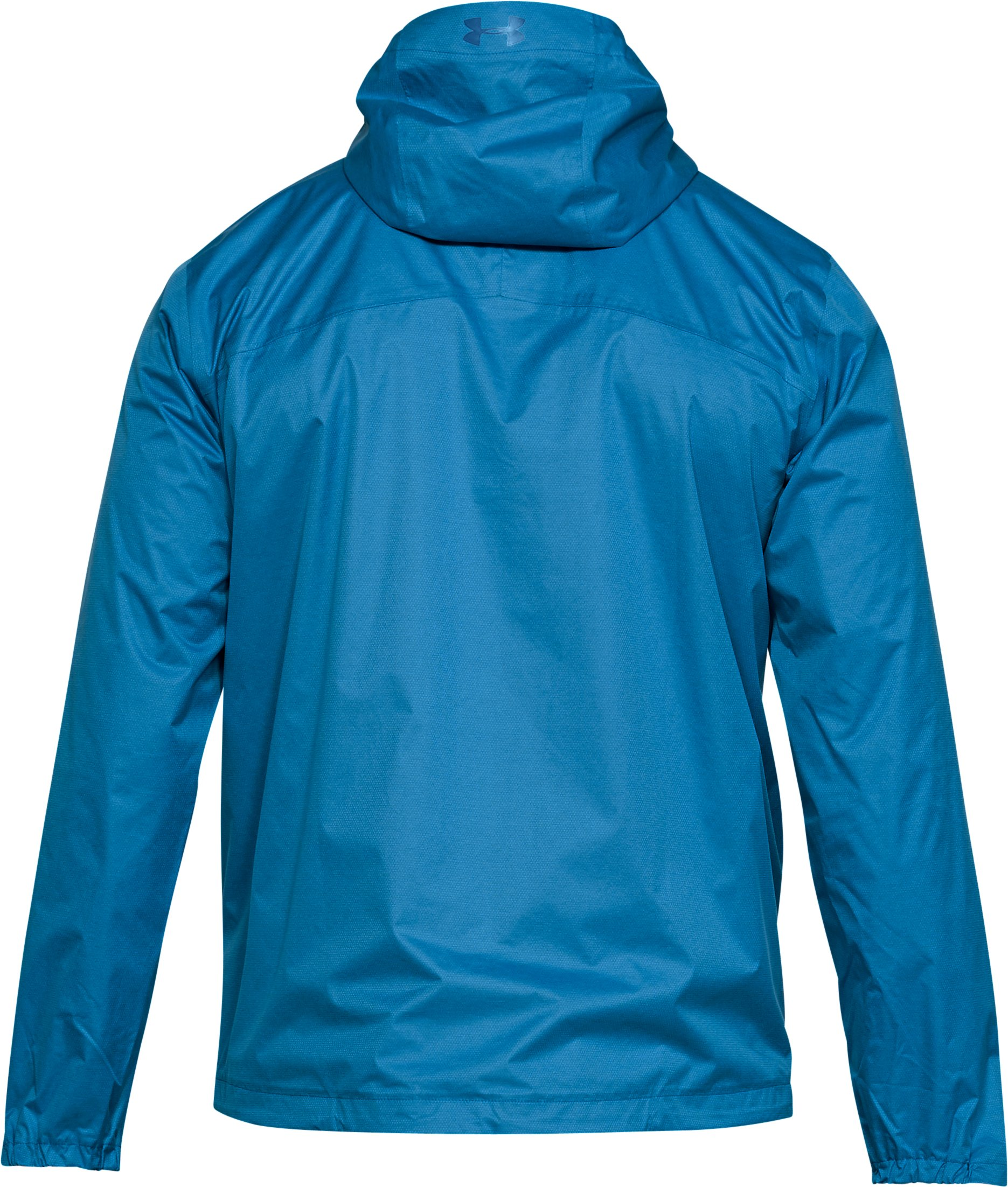 Men's UA Overlook Jacket, CRUISE BLUE,
