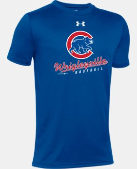 Kids' Chicago Cubs Wrigleyville T-Shirt  1 Color $24.99