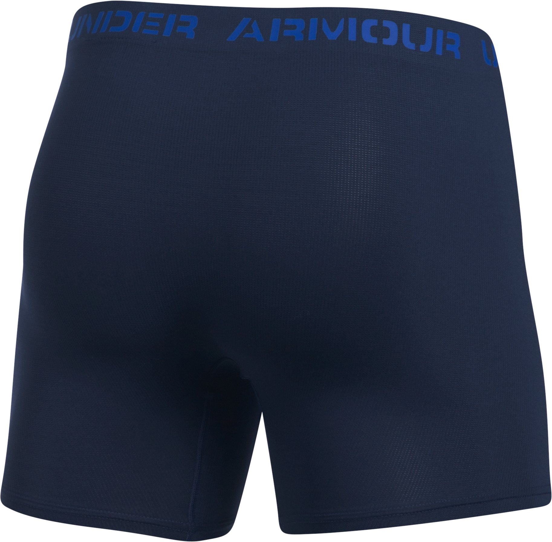 "Men's ArmourVent® Mesh Series 6"" Boxerjock®, Midnight Navy, undefined"