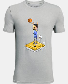 Boys' SC30 8-Bit T-Shirt  1 Color $24.99
