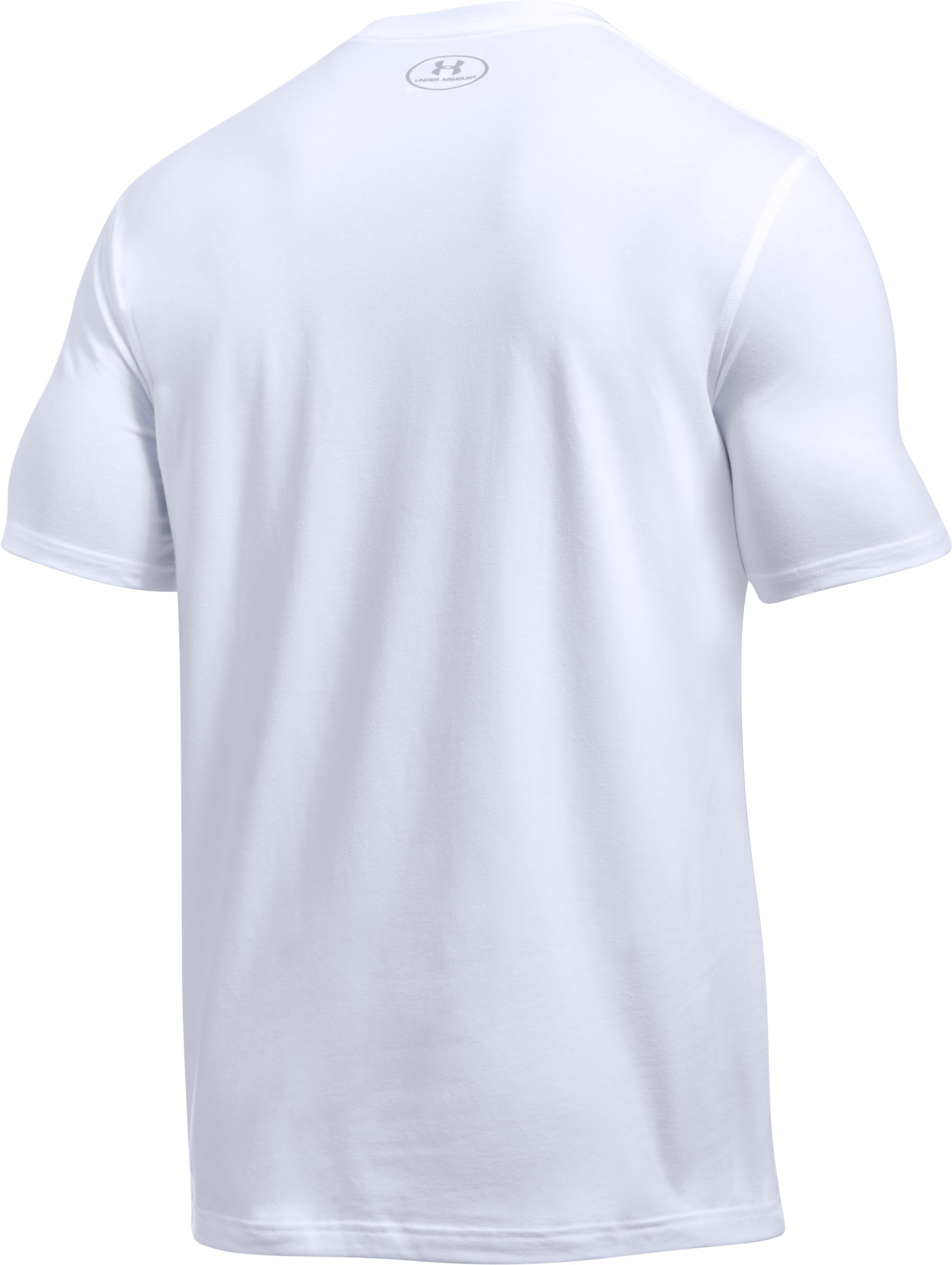 Men's UA LAX USA T-Shirt, White