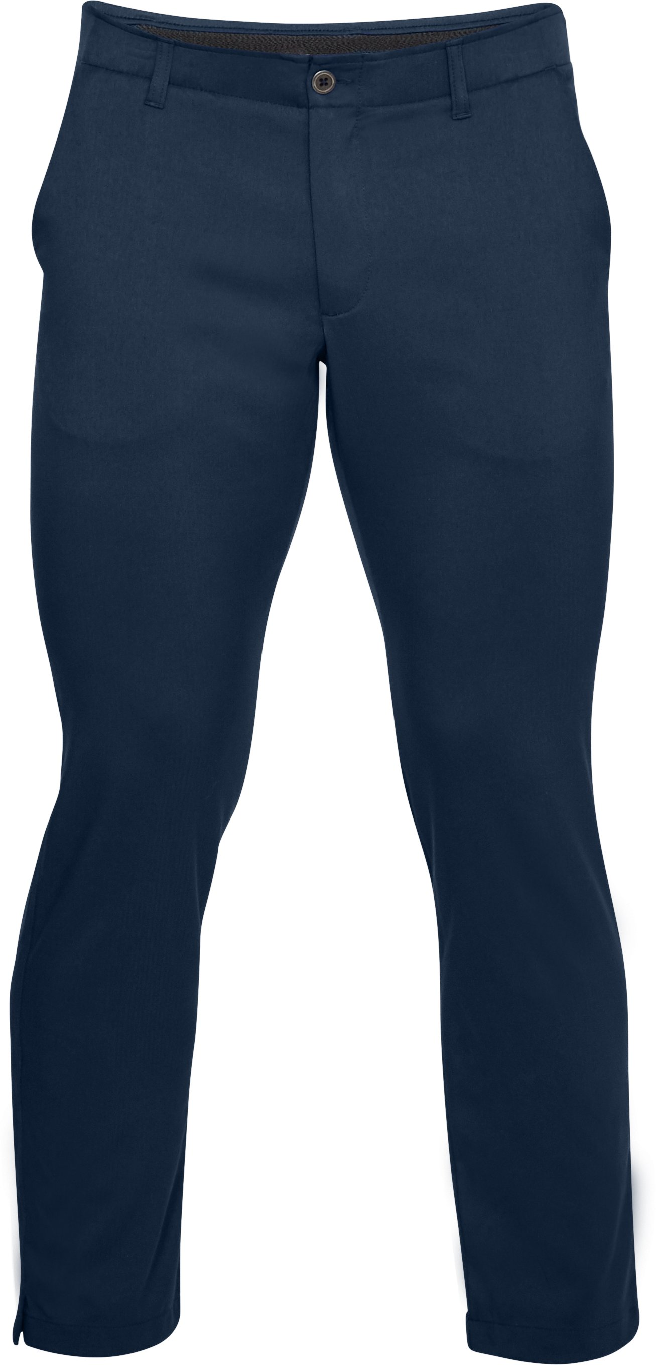 Men's UA Showdown Pants, Academy, undefined