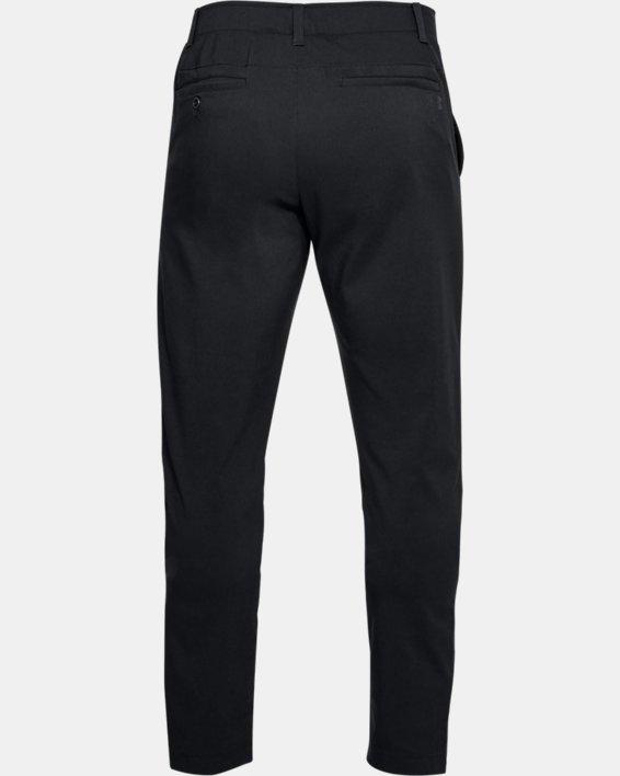 Men's UA Showdown Tapered Pants, Black, pdpMainDesktop image number 7