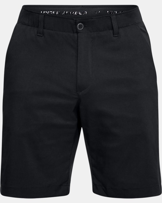 Men's UA Showdown Golf Shorts, Black, pdpMainDesktop image number 4