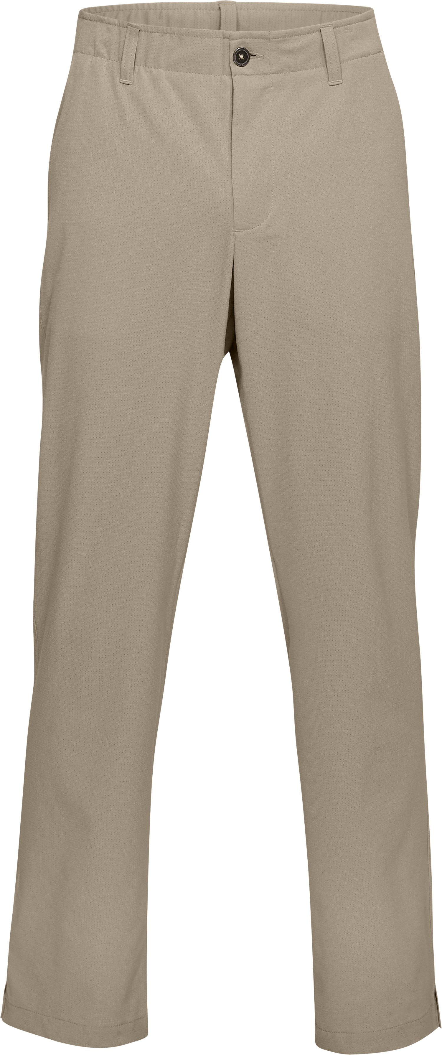 Men's UA Showdown Vented Pants, CITY KHAKI,