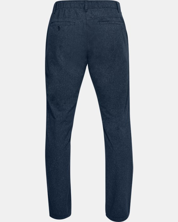 Men's UA Showdown Vented Pants Tapered, Navy, pdpMainDesktop image number 5