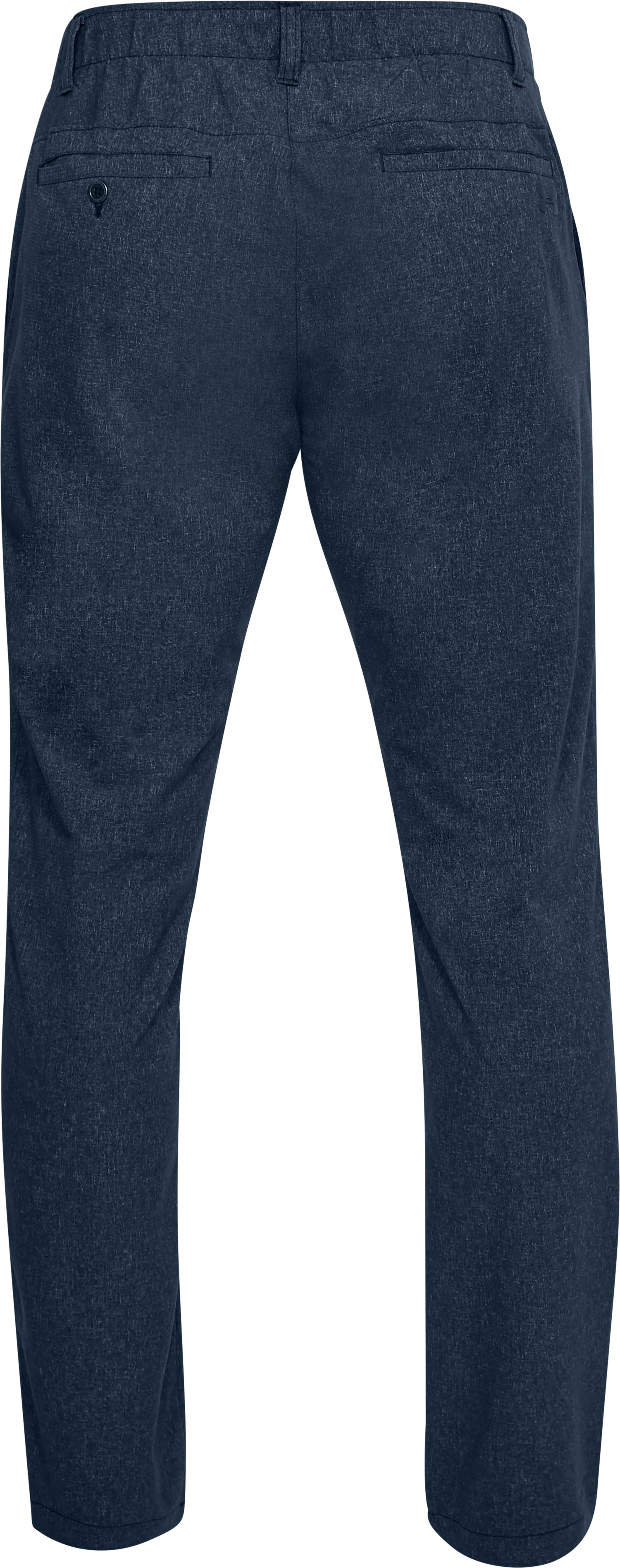 Men's UA Showdown Vented Pants Tapered, Academy,