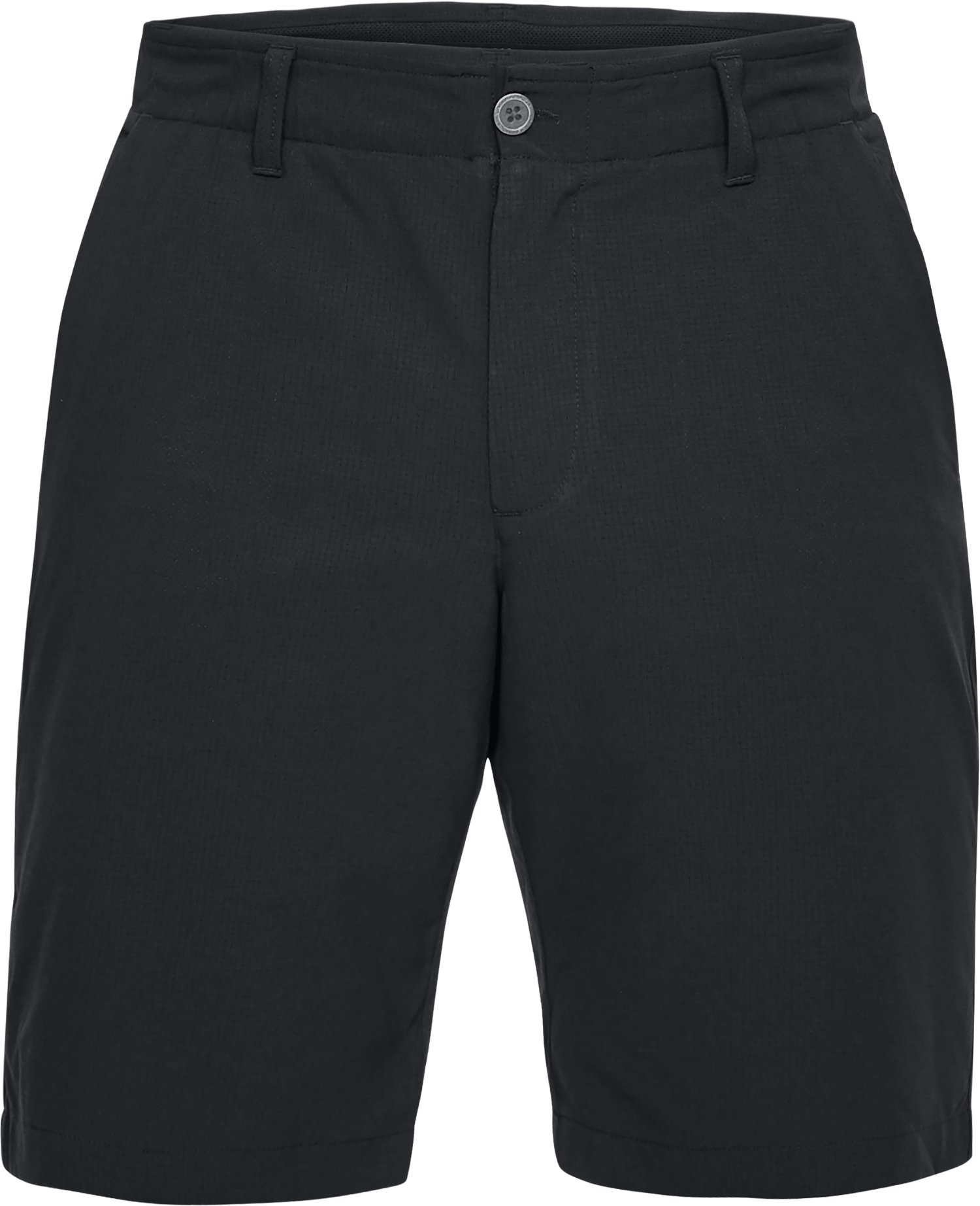 Men's UA Showdown Vented Shorts, Black ,