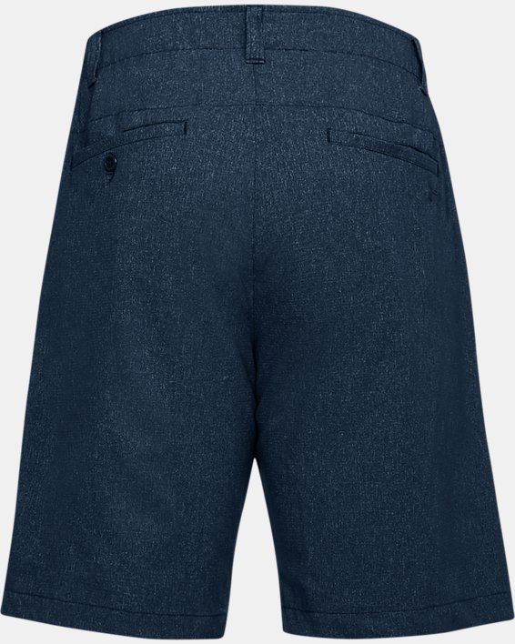 Men's UA Showdown Vented Shorts, Navy, pdpMainDesktop image number 5