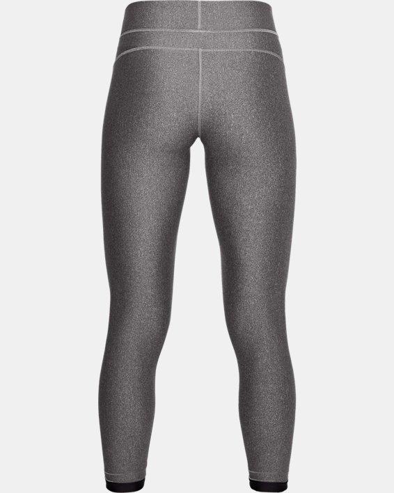 Legging HeatGear® Armour Ankle Crop pour femme, Gray, pdpMainDesktop image number 4