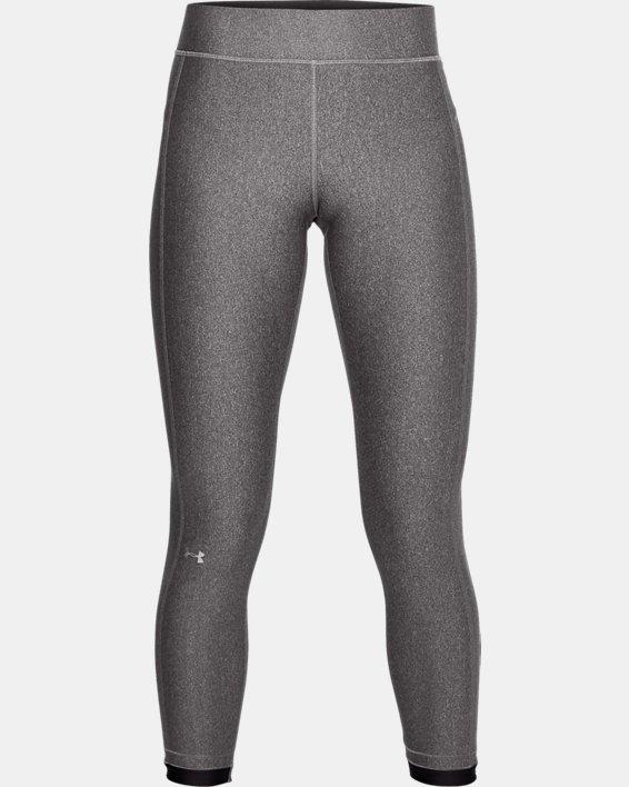 Legging HeatGear® Armour Ankle Crop pour femme, Gray, pdpMainDesktop image number 3