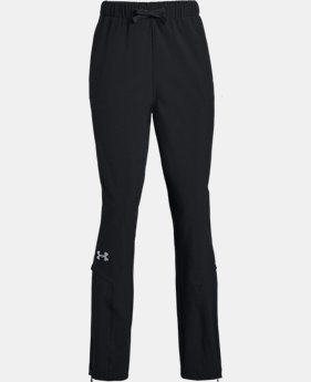 Girls' UA Squad Woven Pants  1  Color Available $55