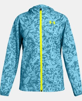 Girls' UA Sackpack Jacket  1  Color Available $75