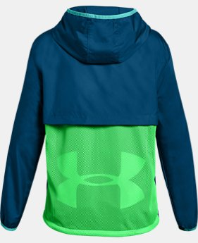 PRO PICK Girls' UA Sackpack Jacket  1 Color $60