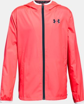 Girls' UA Sackpack Jacket   $60