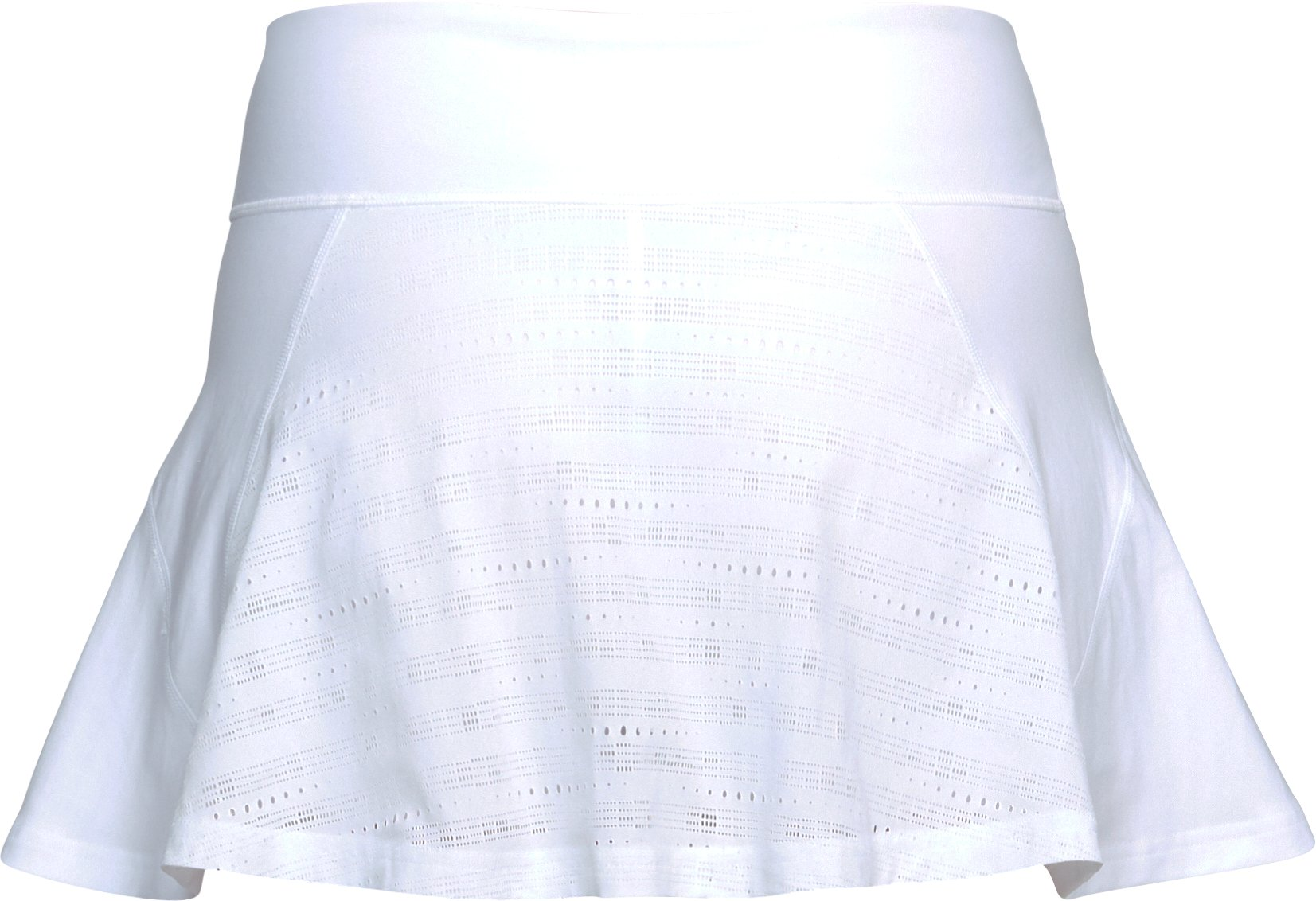 Women's UA Center Court Skort, White,