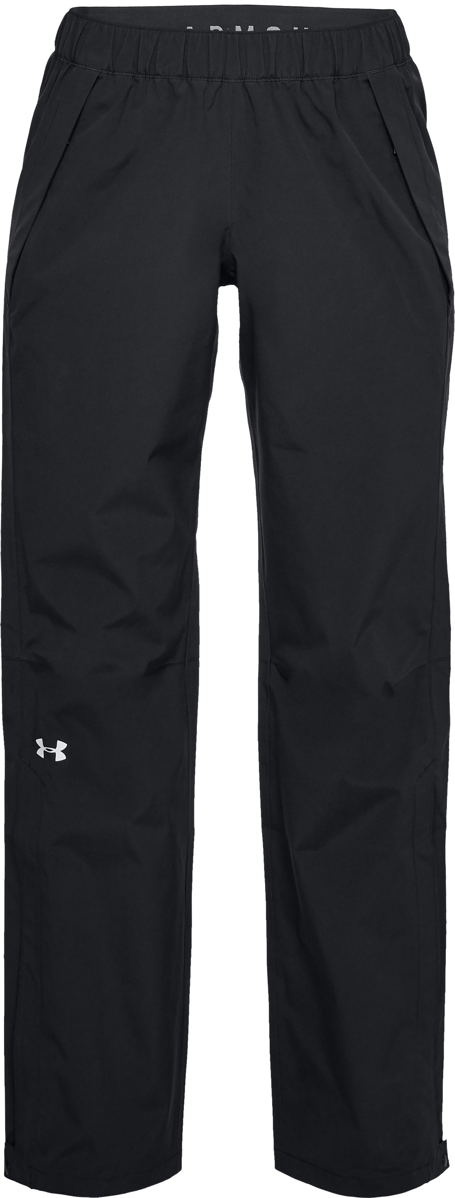 Women's UA Trektic Pants, Black , undefined