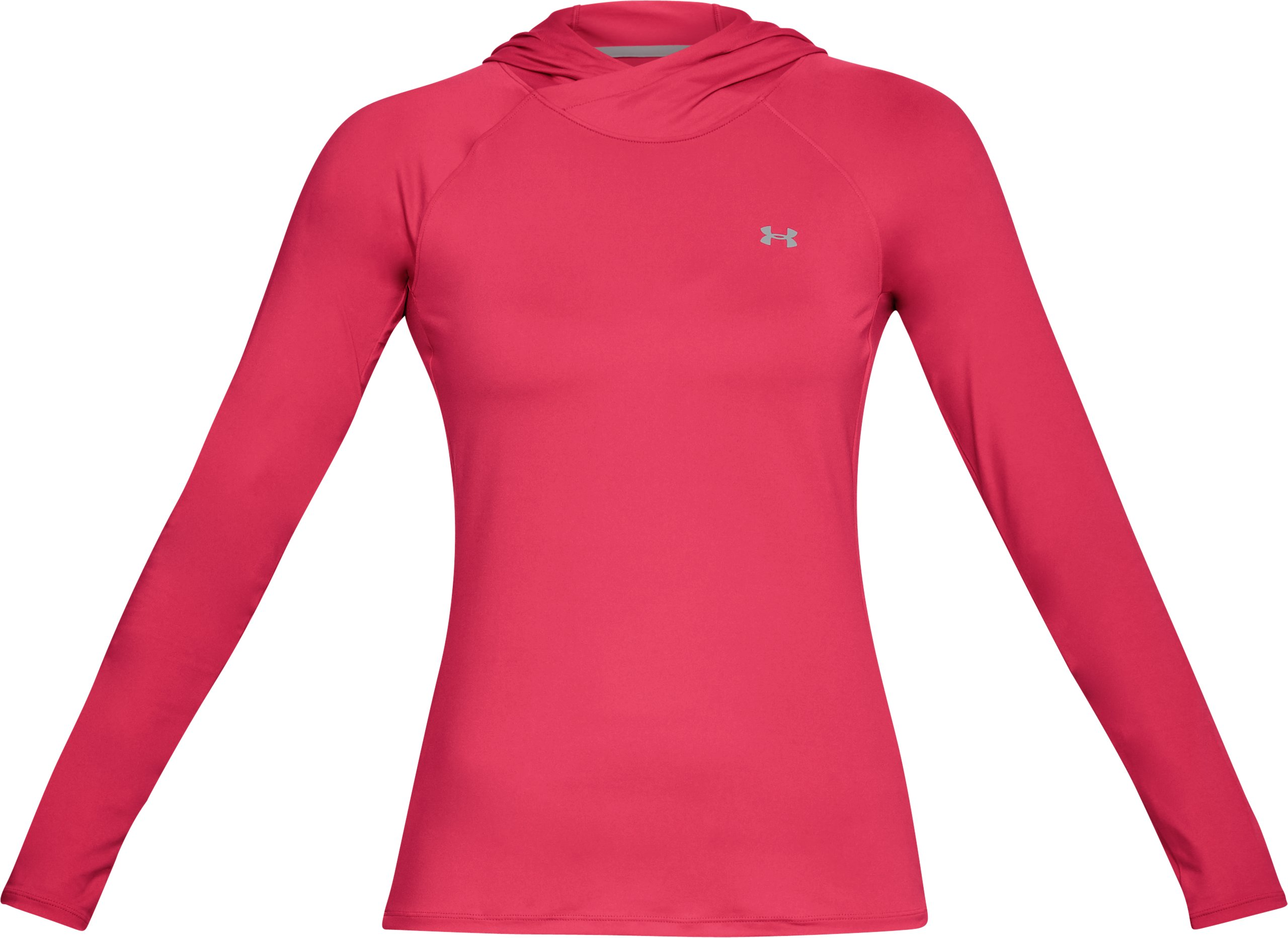 Women's UA Sunblock Hoodie, Hollywood,