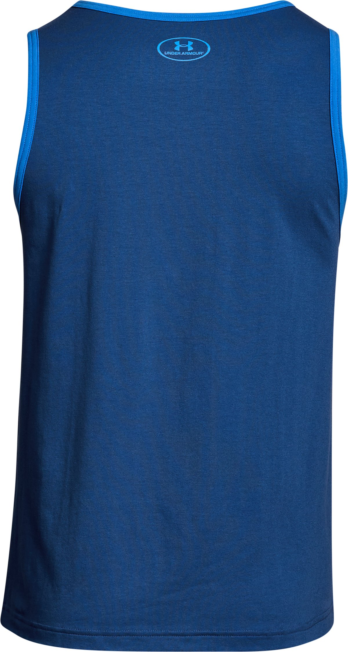 Men's UA USA Tank, AMERICAN BLUE, undefined