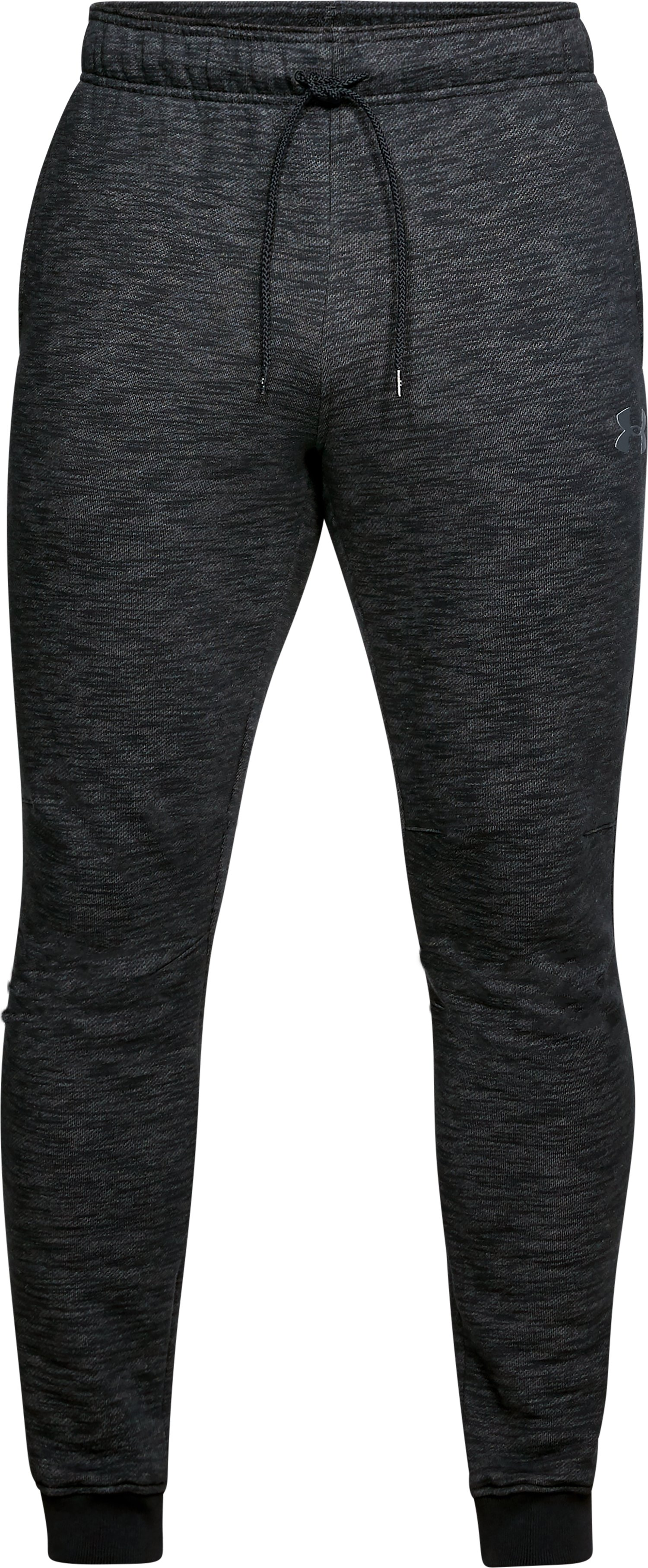 Men's UA Baseline Tapered Pants, Black ,