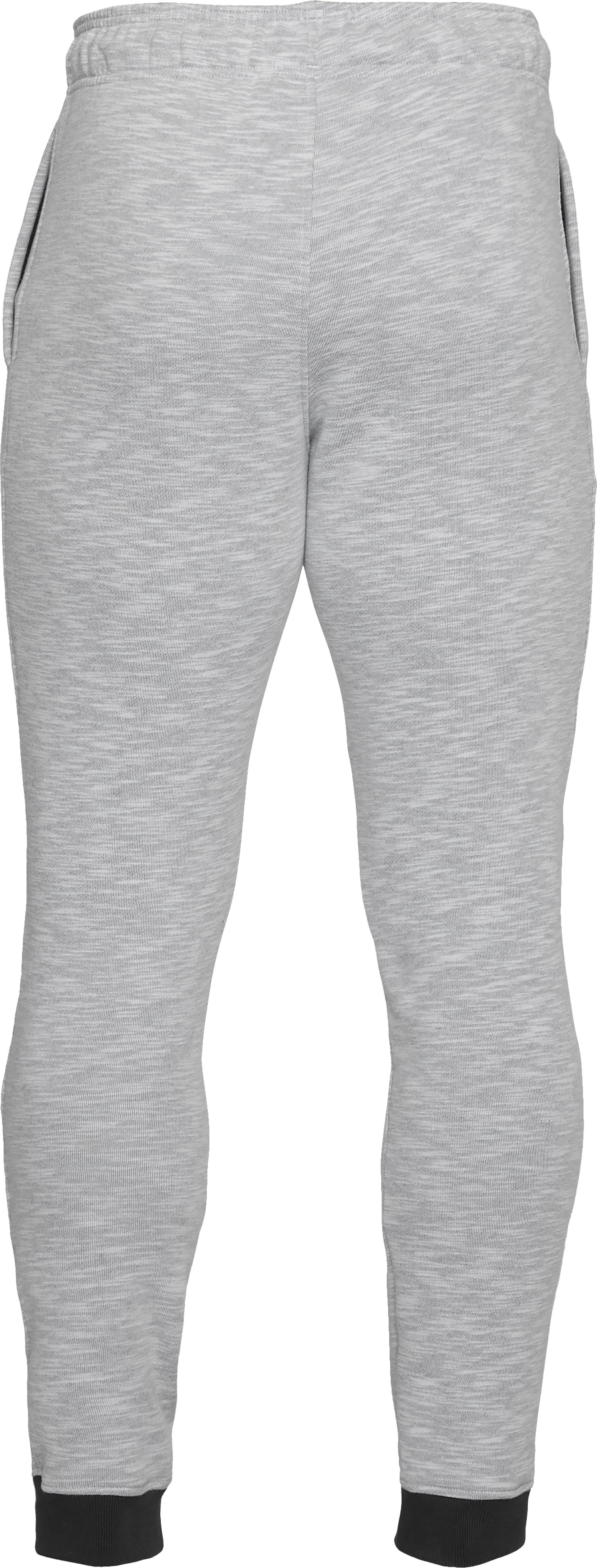 Men's UA Baseline Tapered Pants, True Gray Heather,