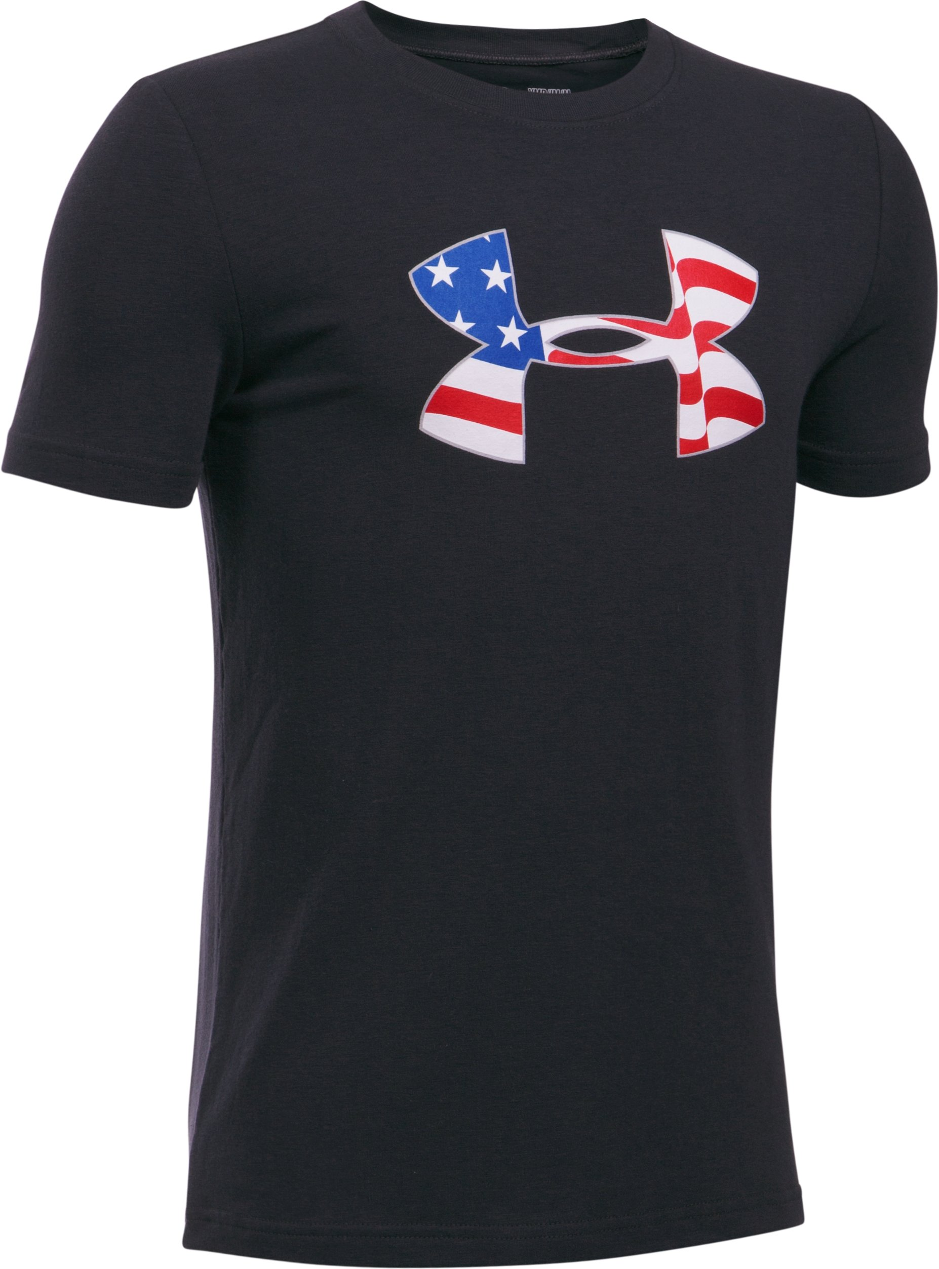 Boys' UA Americana Pride T-Shirt 1 Color $14.99