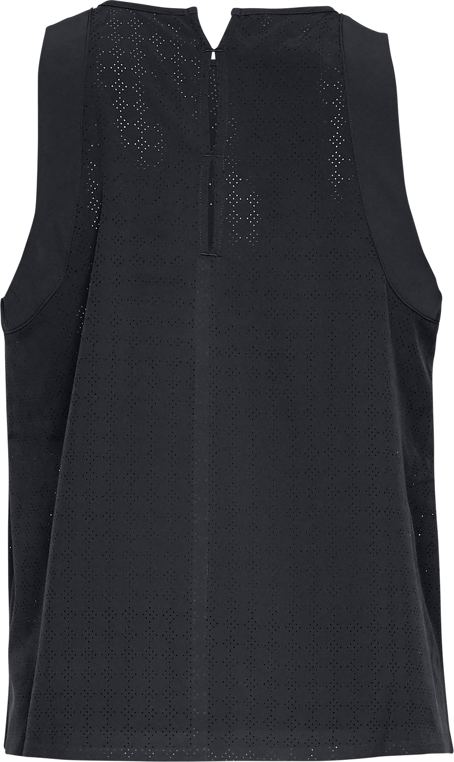 Women's Misty Copeland Signature Woven Tank, Black ,