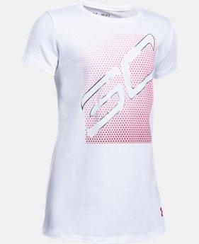 Girls' SC30 Stars Short Sleeve T-Shirt  1 Color $14.24