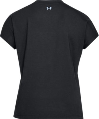 Under Armour Womens Essentials Tee Triangle Top