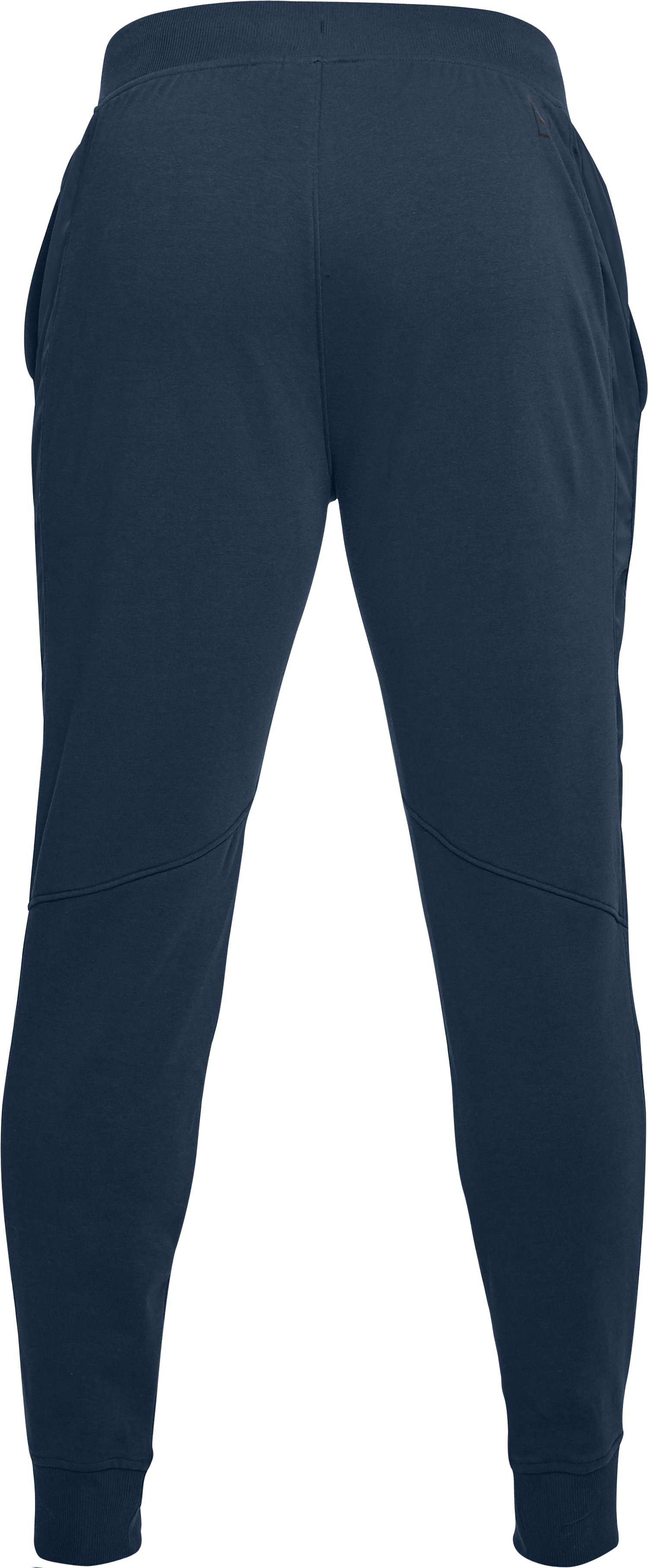 Men's UA Microthread Terry Joggers, Academy, undefined