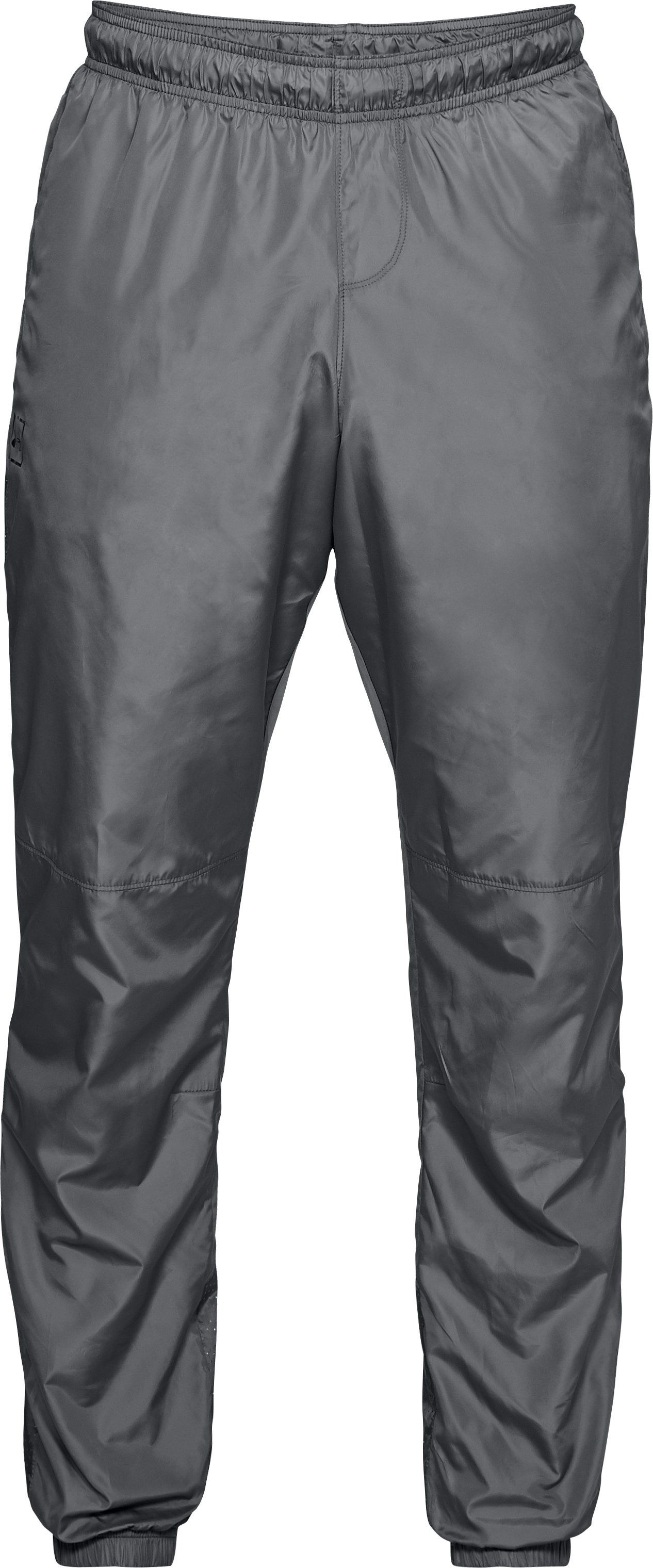 Men's UA Sportstyle Wind Pants, Graphite, undefined